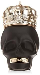 Police To Be The King Eau de Toilette pour Homme 125 ml