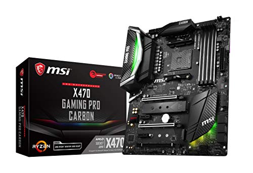 X470 Gaming Pro Carbon 4DDR4 USB3.1/2M.2/8SATA3