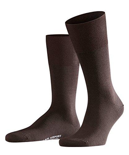 FALKE Herren Airport Socken - 1 Paar - 60% Schurwolle - Größe 39-50 - versch. Farben - Anzugsocken - Männersocken - Werbe-herren-bekleidung