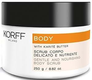 Korff Body Scrub Corpo Delicato Nutriente 100ml