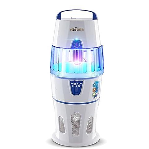 Miluce lampe de moustique aspiration foyer électronique bébé muet sans moustiques rayonnement pièges moustiques IED lampe répulsif artefact