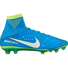 Nike Mercurial Superfly V NJR FG fútbol Grapa (Sz. 8) Orbit Azul 8