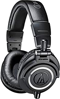 Audio Technica ATH-M50x DJ-Kopfhörer für Studio (B00HVLUR86) | Amazon price tracker / tracking, Amazon price history charts, Amazon price watches, Amazon price drop alerts
