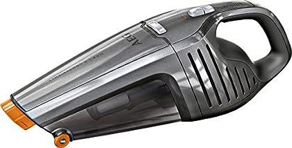 AEG HX6-35TM Aspiradora De Mano, 18V Baterías Li-Ion, 35min autonomía, 78dB, Boquilla Extensible, 0.5 litros, 2 Velocidades, Tungsteno Metalizado