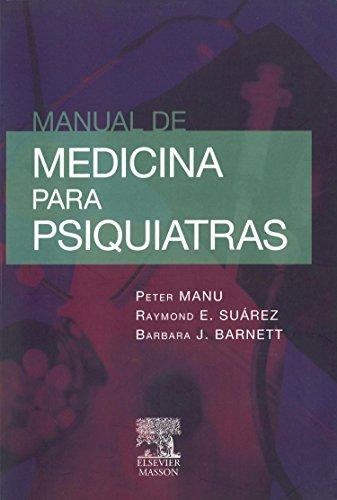 Manual de medicina para psiquiatras por P. Manu