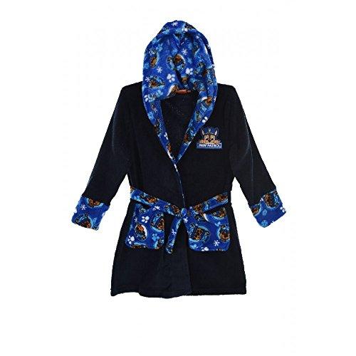 Pat patrouille - Peignoir - Robe de chambre Pat Patrouille bleu marine Taille de 3 à 6 ans - 4 ans