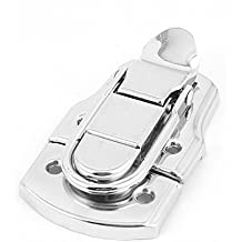 sourcingmap maleta equipaje authentitec cerradura 76 millimeter x45 millimeter palanca de pestillo de cierre