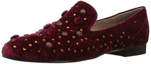 Donald J Pliner Frauen Loafers Rot Groesse 6 US /37 EU Pliner High Heels