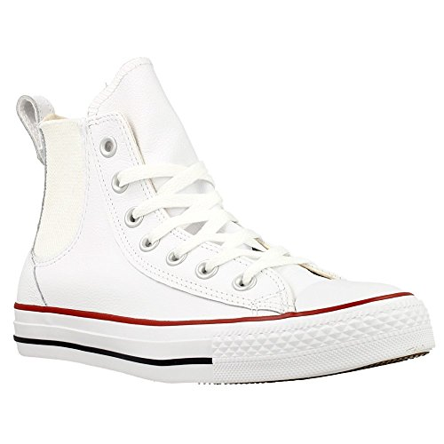 ConverseCtas Chelsee Hi - Scarpe da Ginnastica Alte Donna Bianco (bianco)