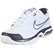 new concept abed0 b62d9 Nike Air MAX Global Court Zapatillas de Tenis, Hombre, Blanco, 46