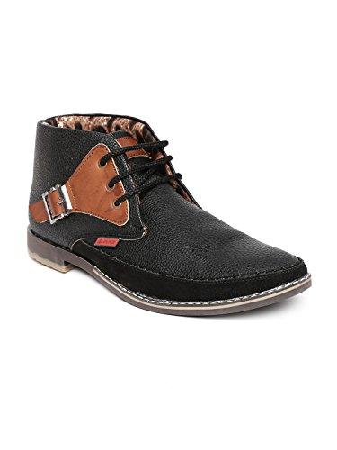 Duke Men Black Casual Shoes