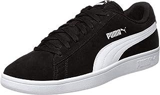 Puma Puma Smash v2, Unisex-Erwachsene Sneakers, Schwarz (Puma Black-Puma White-Puma Silver), 44 EU (B077MJHRZZ) | Amazon price tracker / tracking, Amazon price history charts, Amazon price watches, Amazon price drop alerts