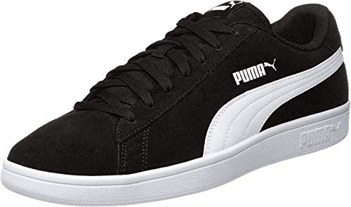 Puma Puma Smash v2, Sneakers Basses mixte adulte - Noir...
