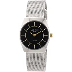 Mike Ellis New York Women's Quartz Watch L1126ASM/2 L1126ASM/2 with Metal Strap