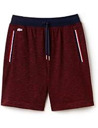 Lacoste Lounge Short Knit Pant, Pantalones de Pijama para Hombre