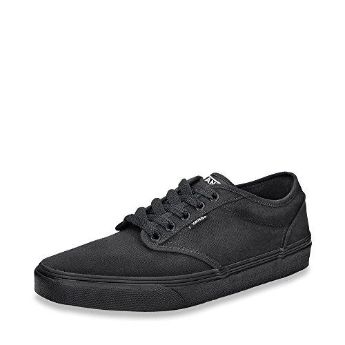 Vans Y Atwood Sneaker, Black, 4 Junior