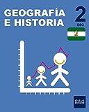 Inicia Geografía e Historia 2.º ESO. Libro del alumno. Andalucía (Inicia Dual)