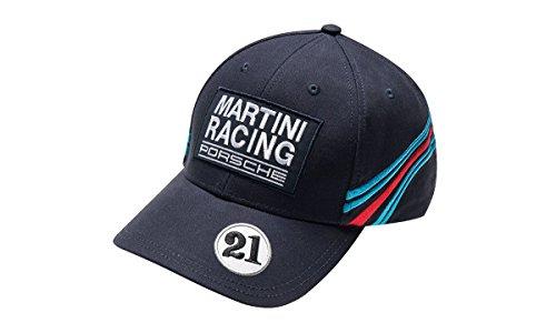 Original Prosche Design MARTINI RACING Kollektion, Baseball Cap, dunkelblau