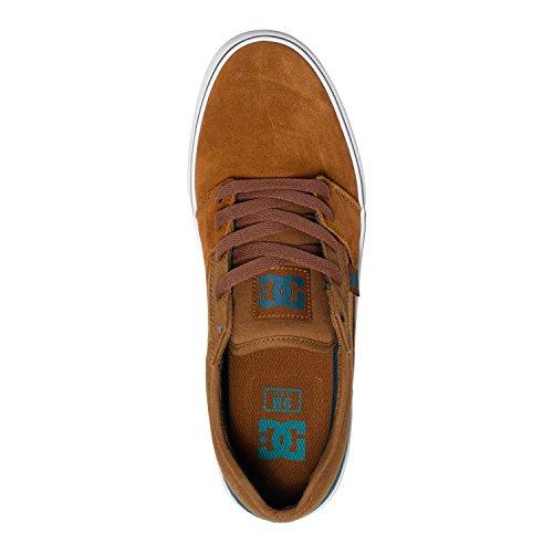 Dc Tonik Unisex-erwachsene Sneakers Marrone / Smeraldo