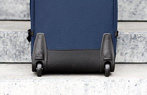 Kimlee Borsa da palestra blu Blu/Blu L Blu/Blu