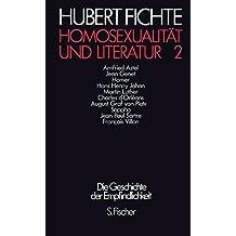 Homosexualität und Literatur 2: Polemiken