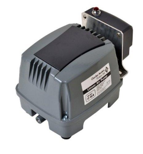 Blue Diamond ETA 120Antiseptikum Oder Teich Linear Membran Luftpumpe mit eingebautem Alarm -