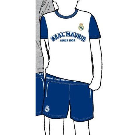 Pijama niño Real Madrid verano – 12