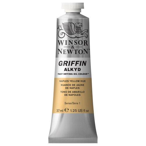 winsor-newton-griffin-alkyd-peinturenuance-jaune-de-naples