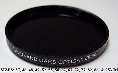 62mm Gewinde Schwarz Polymer Solar Filter für Kamera