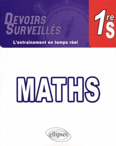 Mathématiques 1e S