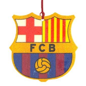 Preisvergleich Produktbild Offizieller Fußball Fan-Artikel, Lufterfrischer Barcelona FC