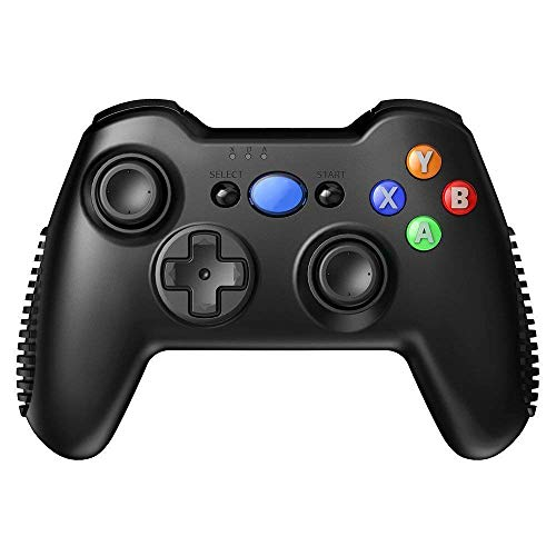 wulau-2.4g Wireless Game Controller Tragbare Gaming Joystick Griff Gamepad für PS3, Android Smartphone, Android TV Box, PC, Tablet, Mini PC