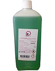 Grand CLEANER Dégraissant 1 LITRE, pour Gel UV et Faux Ongles