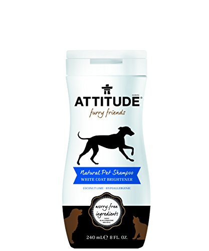 attitude-natural-pet-shampoo-white-coat-brightener-coconut-lime-240ml-case-of-6