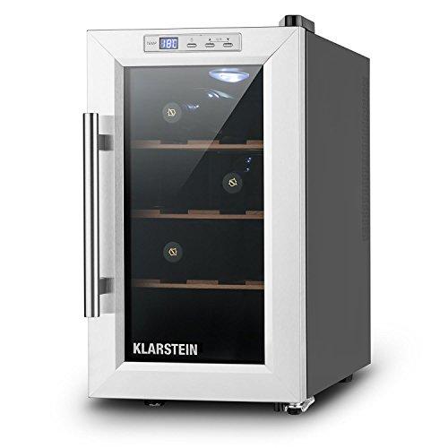 Klarstein cave vin r frig r e reserva piccola 8 - Temperature ideale pour un frigo ...