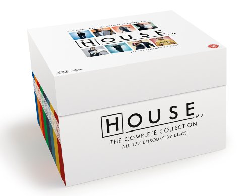 House - Complete Collection [Blu-ray] [Import anglais]