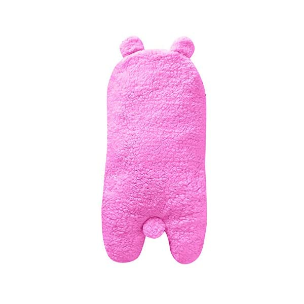 Newborn Baby Sleeping Bag Boys Girls Cute Cotton Plush Receiving Blanket Wrap Swaddle Warm Receiving Blanket Sleep Sack Stroller Wrap for Baby Photography Props Bath Towel 3