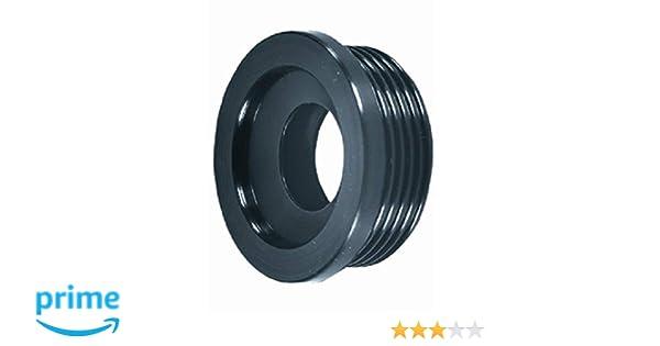 """Manschette Gumminippel Siphon-Gummi 11//4/"""",D=40 NW 30//40 Verbinder Abfluss"""