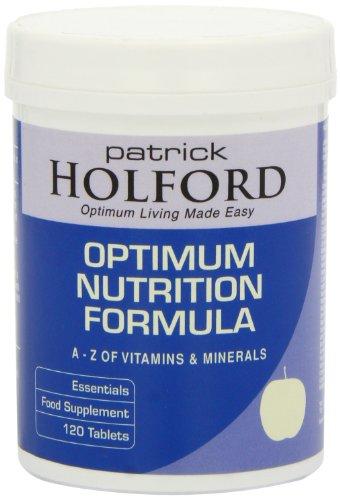 Patrick Holford Optimum Nutrition Formel 120 Kapseln