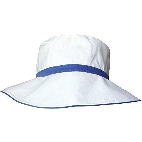 ladies-fully-reversible-2-in-1-stripy-wide-brim-summer-sun-hat-m-l-57cm-blue