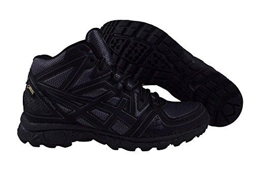 Asics Baskets pour homme Noir black/charcoal/black black/charcoal/black