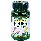 Nature's Bounty Vitamin E, 400 I.U.