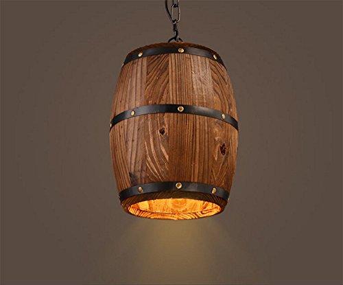 Lovescc creative illuminazione domestica soggiorno camera da letto lampadari american style country d. vigne vimini house 30*28cma