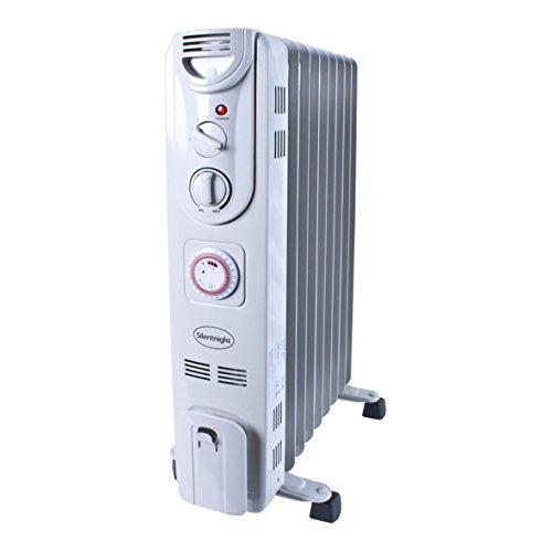 41zu90dm7IL. SS500  - Silentnight 38160 Oil Radiator, 2000 W