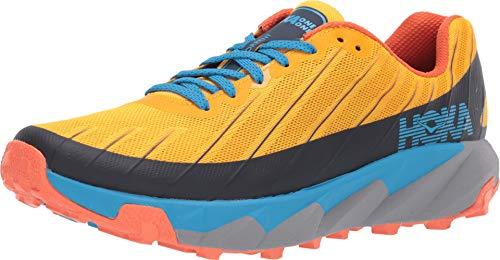 Hoka One One Torrent Gold Fusion Dresden Blue 45