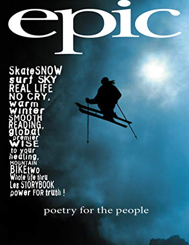 EPIC: poetry for the people (Freeride Storybook Book 1) (English Edition)
