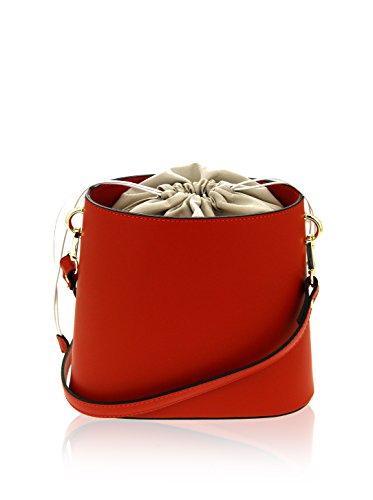 Christian Laurier Borsa A Tracolla Diana Rosso