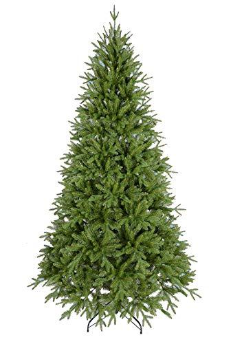 Manieri albero di natale 2577 rami Ø117xh240cm pino fresh tree slim