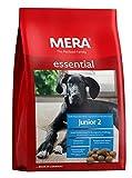 MERA Essential Hundefutter Junior 2, Trockenfutter für Junghunde großer Rassen ab dem 6. Monat mit Einer Rezeptur ohne Weizen, 1er Pack (1 x 12.5 kg)