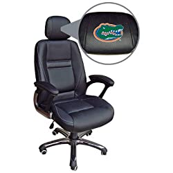 NCAA Florida Gators Leather Office Chair